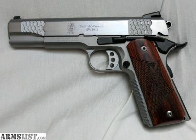 For Sale: WTS S&W 1911E .45 - UNFIRED