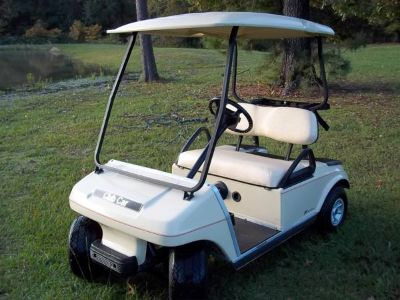 07 Club Car 48 volts. DS system