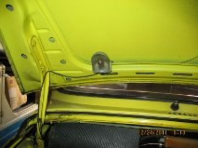 Accessory Trunk and Under Hood Compartment Light