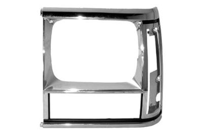 Buy Replace CH2512123 - 91-92 Jeep Cherokee LH Driver Side Headlight Door Brand New motorcycle in Tampa, Florida, US, for US $14.28