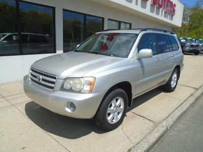 2003 Toyota Highlander Base (Silver)
