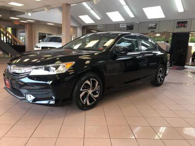 2017 Honda ACCORD SEDAN LX (Crystal Black Pearl)