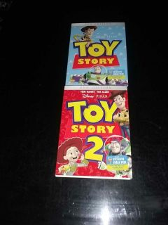 Toy Story 1and2