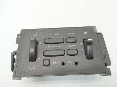 Buy 2000 Ford Explorer Rear Radio Climate Control motorcycle in West Springfield, Massachusetts, United States, for US $17.99