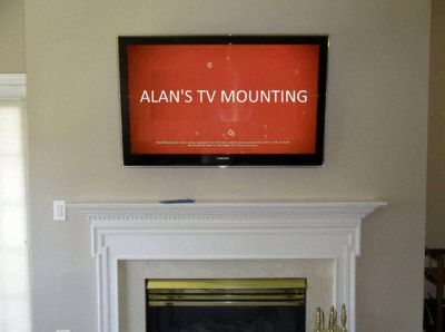 ALAN'S TV Mounting $130 TOTAL PRICE!