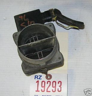 Buy BLAZER S10 JIMMY ETC MASS AIR FLOW METER 1996 1997 1998 1999 2000 2001 2002 2003 motorcycle in Clarion, Pennsylvania, US, for US $65.00