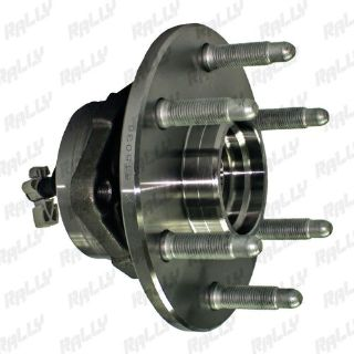Sell 040 FRONT WHEEL HUB BEARING CHEVY SILVERADO 1500 TAHOE GMC SAVANNA ABS 515036 motorcycle in Miami, Florida, United States, for US $37.20