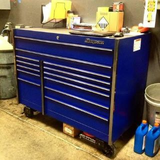 $3,000, SnapOn tool box 13 drawer KRL1022