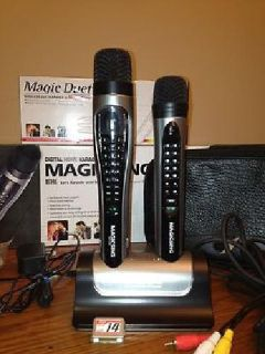 Magic Sing 8049091 MT14K Karaoke System