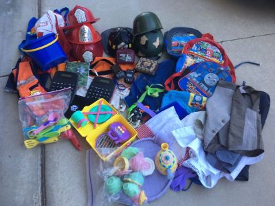 Preschool Dramatic Play lot
