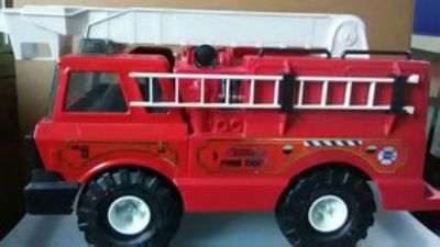 1999 Tonka Fire Truck No. 5