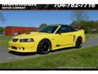 Used 2002 Ford Mustang GT Convertible