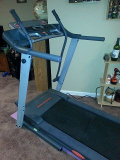 Perform Treadmill