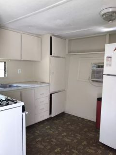 One BR mobile home New LLano