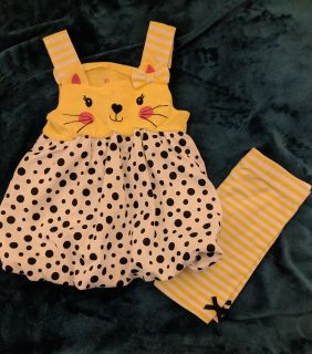 2T kitten outfit