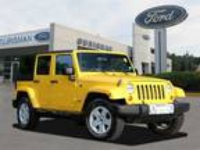 2011 Jeep Wrangler Unlimited Sahara Navigation, HardTop, Remote Start