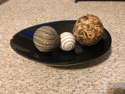 Coffee Table Bowl or Home Decor