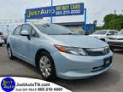 used 2012 Honda Civic for sale.