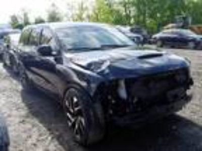 Salvage 2018 DODGE DURANGO RT for Sale