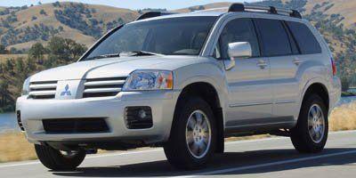 2004 Mitsubishi Endeavor Limited (Silver)