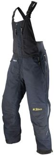 Sell 2013 Klim Men's Keweenaw Snowmobile Bib Gore Tex Pant Black 2XL motorcycle in Ashton, Illinois, US, for US $399.99