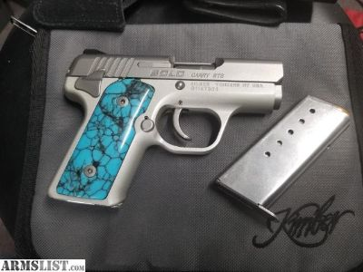 For Sale/Trade: Kimber SOLO Carry STS
