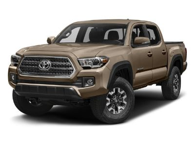 2016 Toyota Tacoma TRD Off Road (Barcelona Red Metallic)