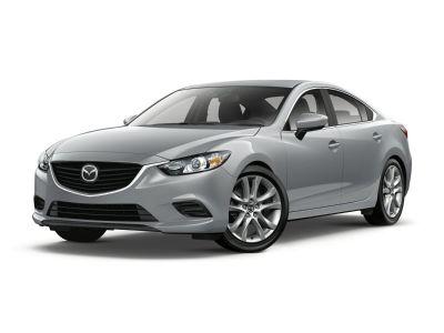 2016 Mazda Mazda6 i Touring (Jet Black Mica)