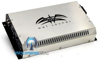 Sell SYN 4 WET SOUNDS AMP MARINE BOAT 4-CHANNEL 800W COMPONENT SPEAKERS AMPLIFIER NEW motorcycle in Los Angeles, California, United States, for US $599.99