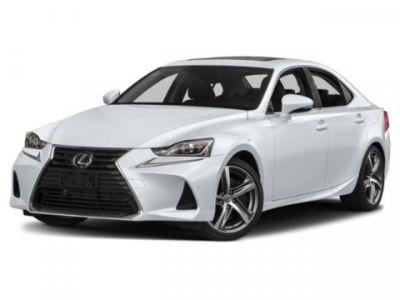 2019 Lexus IS IS (OBSIDIAN)