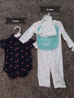 Baby Clothes and shoes Brand New With Tags
