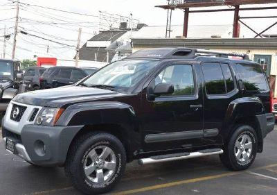 2012 Nissan Xterra X (Black)