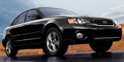2007 Subaru Outback 3.0 R L.L.Bean Edition (Newport Blue Pearl)