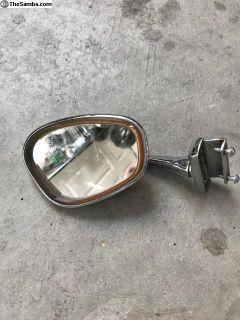 Albert mirror split window