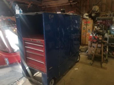 used pit cart