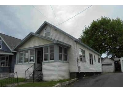 2 Bed 1 Bath Foreclosure Property in Schenectady, NY 12302 - 4th St
