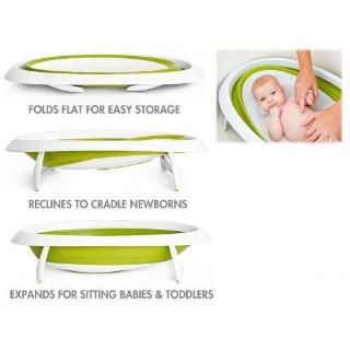Boon Collapsible Baby Bath