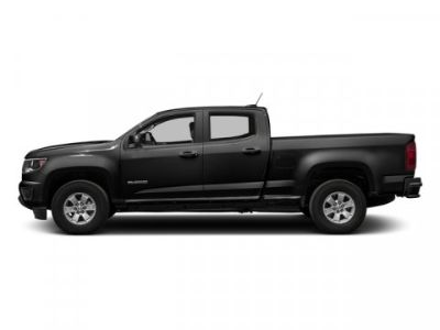 2018 Chevrolet Colorado 2WD Work Truck (Black)