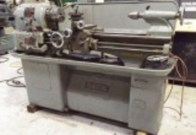 CLAUSING COLCHESTER LATHE X