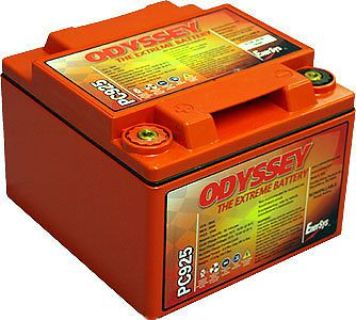Purchase YAMAHA RHINO Odyssey PC925 Heavy Duty Dry Cell Battery includes AUTOMOTIVE POSTS motorcycle in Jacksonville, Florida, United States, for US $191.90