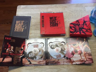 West Side Story 2 CDs & Book, Special Edition