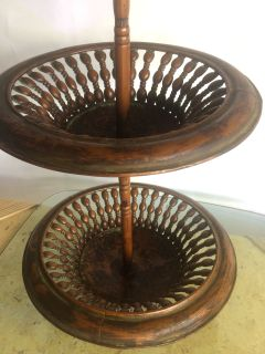 Vintage Copper 3 Tiered Server