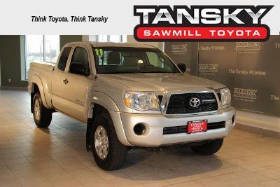 2011 Toyota Tacoma Base (Silver Streak Mica)