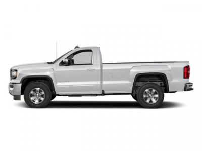 2018 GMC Sierra 1500 SLE (Summit White)