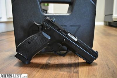 For Sale/Trade: CZ 75 SP-01 Tactical