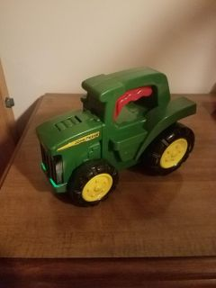 John Deere flashlight with lights and sounds