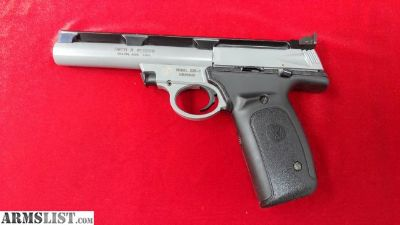 For Sale: SMITH & WESSON 22S-1 W/ 2 MAGS IN HARD CASE G-102081-1