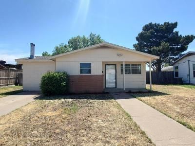 3 Bed 2 Bath Foreclosure Property in Odessa, TX 79762 - Penbrook St