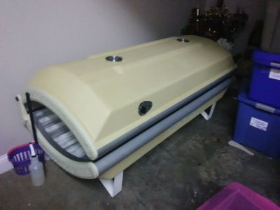 20 Minute Tanning Bed
