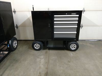 New Pit Cart